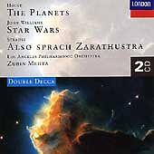 Holst: The Planets / John Williams: Star Wars / Strauss: Also Sprach Zarathustra