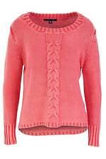 Just Add Sugar Knit Raymond Shirt Womens Long Sleeve Top Ribbed Winter Warmer