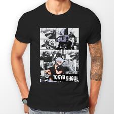 Tira de Tokyo Ghoul Ken Kaneki Manga Anime Unisex Camiseta Camiseta Camiseta Todas Las Tallas