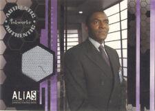"Alias Season 3 - PW8 Carl Lumbly ""Marcus Dixon Shirt"" Costume Card"
