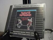 PORKY'S REVENGE SOUNDTRACK RARE MFSL  MINT ALUMINUM CD