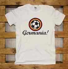 Germania Football Maglia J403 Tshirt Campioni del mondo