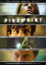 """Pivot Point"" MINT!! DVD Levi Cox, Alexis Hughes, Jordan Cuckler, Tristan Erwin"