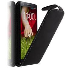 Piel Artificial Funda protectora de móvil con tapa para LG G2 D802/D803/VS980