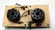 Yaesu FT-101ZD final board, 6146 sockets base