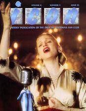 MADONNA ICON FAN MAGAZINE Vol. 6 No. 3 1996