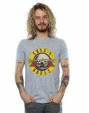 Guns N Roses Men's Bullet Logo T-Shirt