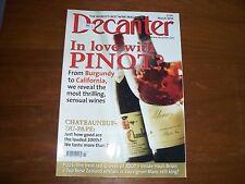 DECANTER...PINOT NOIR - CHATEAUNEUF-DU-PAPE