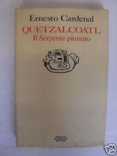 CARNEDAL E. QUETZALCOATL, SERPENTE PIUMATO 1°ED.1989