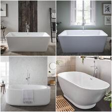 Freestanding Bath Modern Bathroom Suite Double Ended Square Round Bath Tub