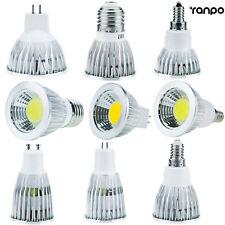 Dimmable 12V MR16 GU10 E27 E14 GU5.3 E12 LED Spotlight Bulb Light Lamp 6W 9W 12W