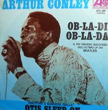 """OB-LA-DI OB-LA-DA ARTHUR CONLEY  7"""" (BEATLES) ITALY 69"""
