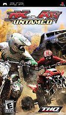 MX vs. ATV Untamed (Sony PSP, 2007)
