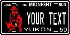 Yukon Canada 1959 License Plate Personalized Custom Car Bike Motorcycle Moped