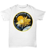 Apollo 13 Insignia - Unisex Crew Neck T-Shirt - Unisex Tee