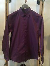 Peter Werth Shirt Aubergine Sizes S,M,L,XL BNWT RRP £45