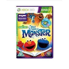 Sesame Street: Once Upon a Monster (Microsoft Xbox 360, 2011)