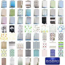 Duschvorhang - Badewannenvorhang - Kunststoff & Textil - Viel Auswahl 200 x 180