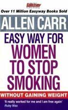 Allen Carr's Easy Way for Women to Stop Smoking-Allen Carr