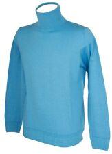 Maglia pullover uomo lana manica lunga collo alto dolcevita RAGNO articolo A2390