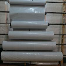 0,49 €/m²  Silofolie bis  12 m breit  Abdeckfolie Bauplane Gartenfolie PE-Folie.