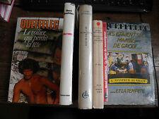 lot de 6 livres de Henri queffélec