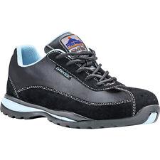 Ladies Women Portwest Steelite? Safety Trainer Sneaker Shoes HRO