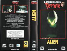 Alien (1979) HORROR VHS