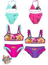 Girls bikini Shopkins Monster High Frozen swimming costume swimwear bikini set