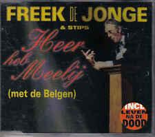 Freek de Jonge&Robert Jan stips-heer heb Meelij cd maxi single