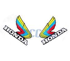 HONDA Wings Decal Sticker ATV Motocross Buggy Bike TRX CRF H DE48