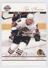 2003-04 Pacific Supreme Red #18 Tyler Arnason Chicago Blackhawks Hockey Card