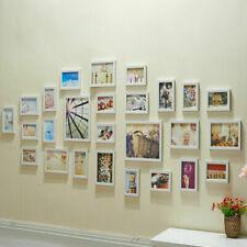Large 23Pcs Multi-Picture Collage Photo Frame Frames Aperture Art Deco Wall Set