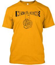 Trendy Novo Engine Hit Miss Gas Farm - Hanes Tagless Hanes Tagless Tee T-Shirt