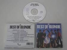 BLONDIE/THE BEST OF (CHRYSALIS 32 1371 2) CD ÁLBUM