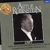 Liszt: Hungarian Rhapsodies, Mephisto Waltz Funerailles, Liebestraum No. 3 Artu