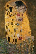 New The Kiss Gustav Klimt Poster