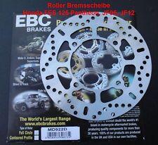 EBC Roller Bremsscheibe Honda Pantheon, FES 125, JF05, JF12, MD 922 D, MD922