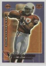 1999 Collector's Edge Triumph Future Fantasy Team #FFT3 David Boston Rookie Card
