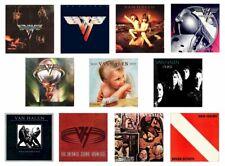 MINIATURE 1/12th Non Playable - LP. RECORD ALBUMS - VAN HALEN - VARIOUS TITLES