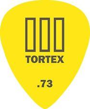 DUNLOP Tortex III.73 plettri per chitarra / Plectrums confezione da 12
