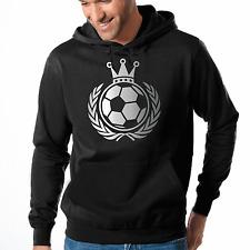 König Fußball | Krone | Soccer | EM WM | Europameisterschaft | S-XXL Sweatshirt