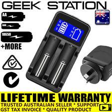 AA AAA 1.2V Ni-MH 2200mAh TRUE CAPACITY HQ NiMH rechargeable battery AU Seller