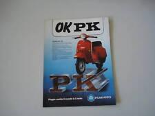 advertising Pubblicità 1983 VESPA PK 125