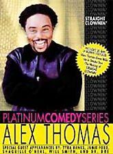 Alex Thomas: Straight Clownin (DVD, 2002)