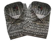 Mens Short Sleeve Retro Aztec Print Summer Reg/Big Size Shirts M-5XL CottonBlend