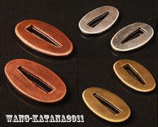 High Grade Brass Seppa spacer For Japanese Katana sword Wakizashi Tanto