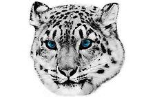 Bügelbild Bügeltransfer Leopard für helle Stoffe auf DIN A5 o. A4