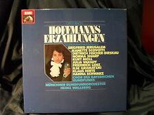 J. Offenbach - Hoffmanns Erzählungen      Wallberg     3 LP-Box