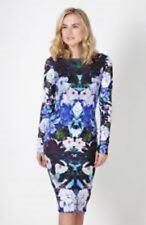 Kardashian Kollection Lipsy Floral Bodycon Dress sizes 6 8 & 10